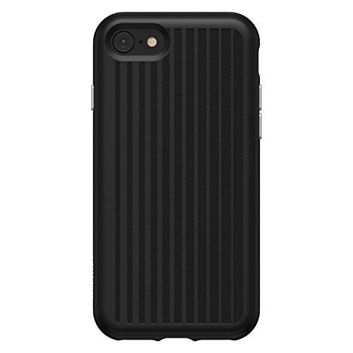 OtterBox Max Grip Cooling and Antimicrobial Gaming Case for iPhone SE (2nd gen - 2020) and iPhone 8/7 (NOT Plus) - Squid Ink (Black)