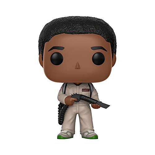 Funko Pop Television: Stranger Things - Lucas Ghostbusters Collectible Vinyl Figure