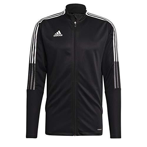 adidas GM7319 TIRO21 TK JKT Jacket Mens Black 4XL