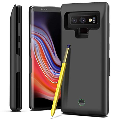 Samsung Galaxy Note 9 Battery Case, BStrive 7000mAh Ultra Slim Charger Case Portable Extended Battery Backup Cover Charging Case for Galaxy Note 9(6.4Inch) Black