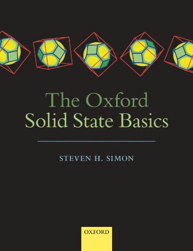 The Oxford Solid State Basics (English Edition)