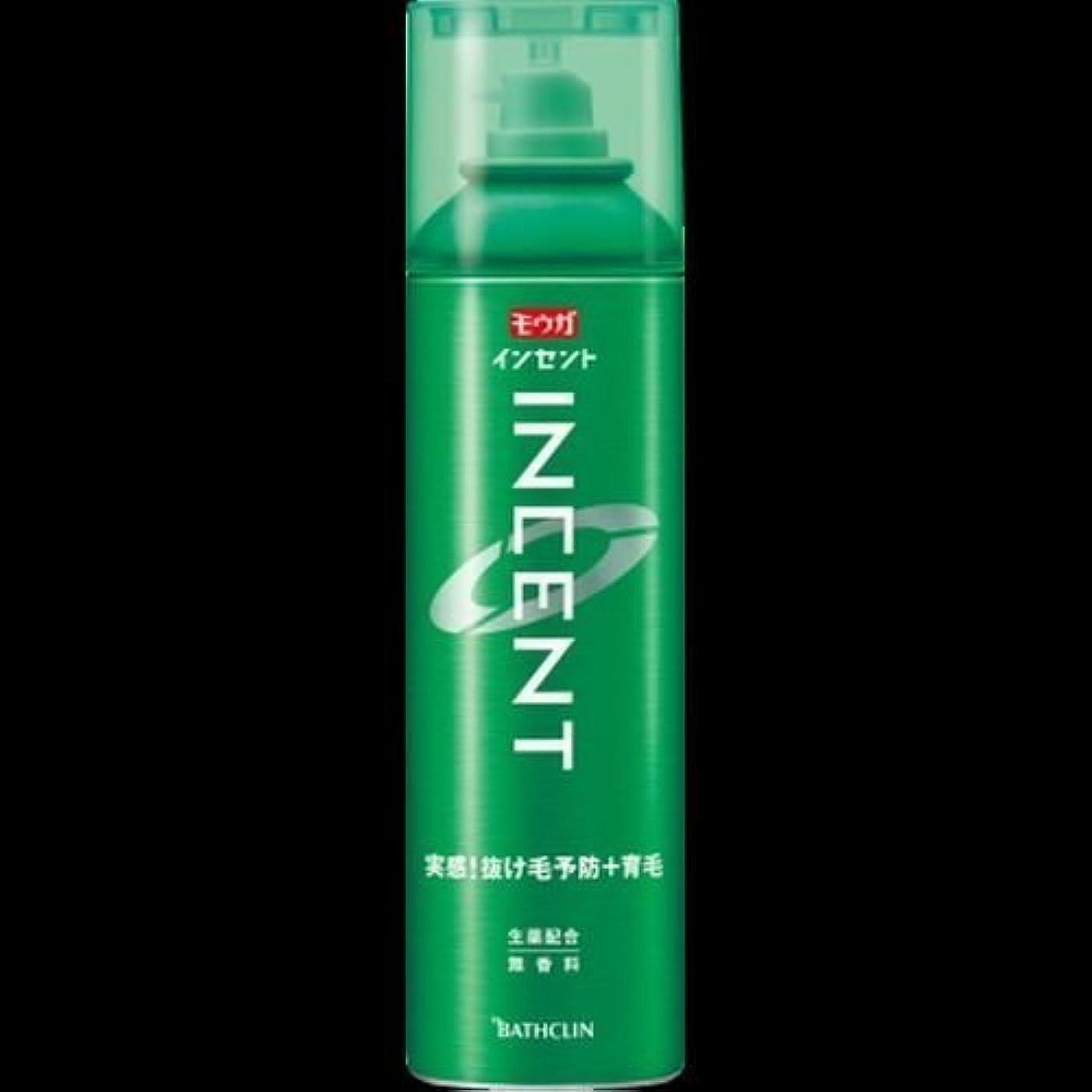 保存サポートメモ【まとめ買い】モウガ インセント薬用育毛トニック180g ×2セット