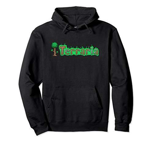 Terraria Hoodie: Terraria Logo