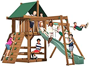 Creative Playthings (Classic Series) Clayton Swing Set Made in The USA … (Clayton Classic Pack 2)