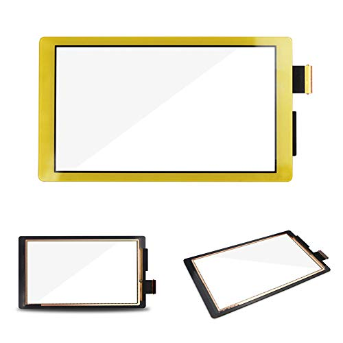 SUNERLORY Touch Screen Digitizer Game Console Touchpad Vervangende Onderdelen Duurzame Direct Fit Glas Raam Outer Praktische Reparatie Panel Voor Switch Lite
