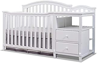 sorelle berkley 4 in 1 crib and changer