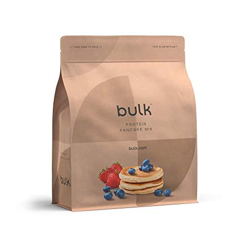 Bulk High Protein Pancake Mix, Original, 500 g, Packaging May Vary