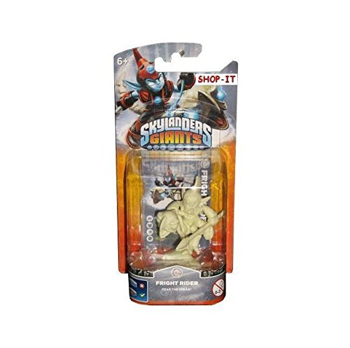 [UK-Import]Skylanders Giants New Core Limited Edition Fright Rider Character 3DS / Wii / PS3 / XBOX 360