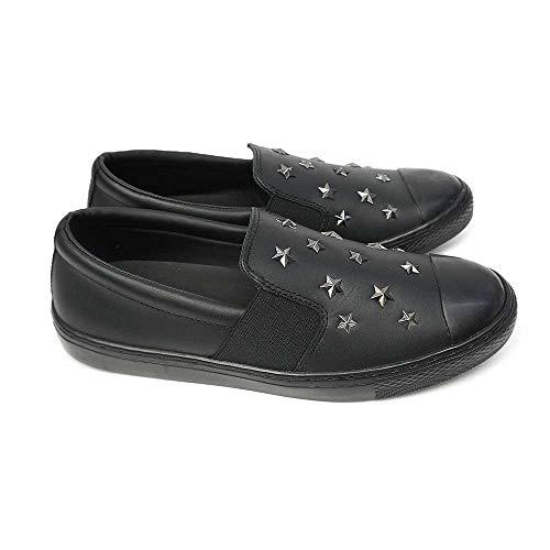 CONVERSE ALL STAR COUPE STARSSLIP-ON コンバース クップ スターズスリップオン レディーススニーカー 靴 メンズスニーカー シューズ ブラック8(26.5cm)