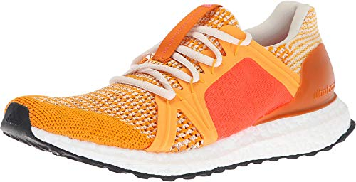 adidas by Stella McCartney Women's Ultraboost Collegiate Gold/Rust Orange/Turbo F11 7.5 M US