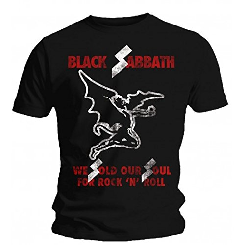 Black sabbath T-shirt Black Sabbath - We Sold Our Soul