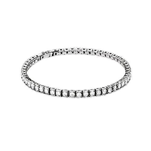 Calvin Klein Jeans Jewelry Anti-Reflective Women 's Bracelet kj64ab0101X S