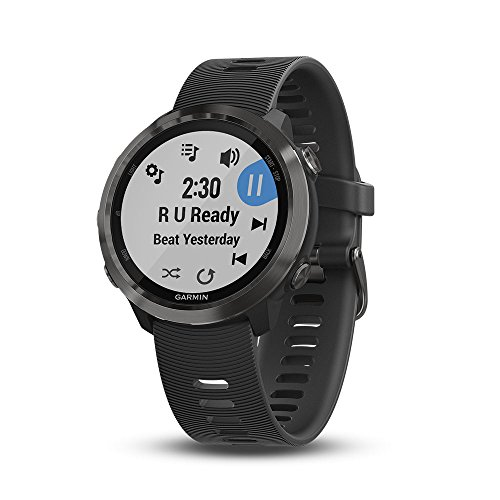Garmin Forerunner 645 Music, Gps Running Watch With Contactless Payments, Wrist-Based Heart Rate And Music, Slate