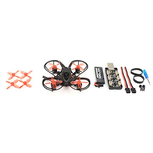 FPV Drone for Beginner, EMAX Nanohawk 65mm Indoor Racing Drone RC Quadcopter with RunCam Nano 3 Camera