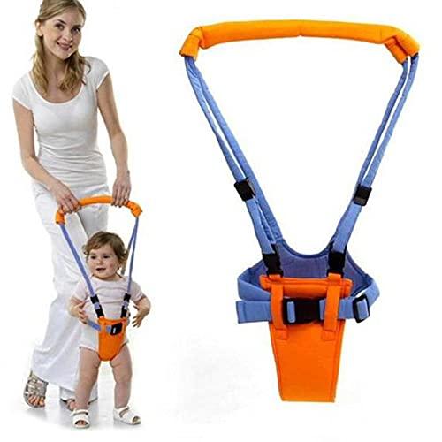 Canguro porta bebe,Portador de bebé,Regalos para bebésSillín de bebé Arneses para caminar Mochila Correas para niños pequeños Asistente de aprendizaje Riendas de seguridad Arnés