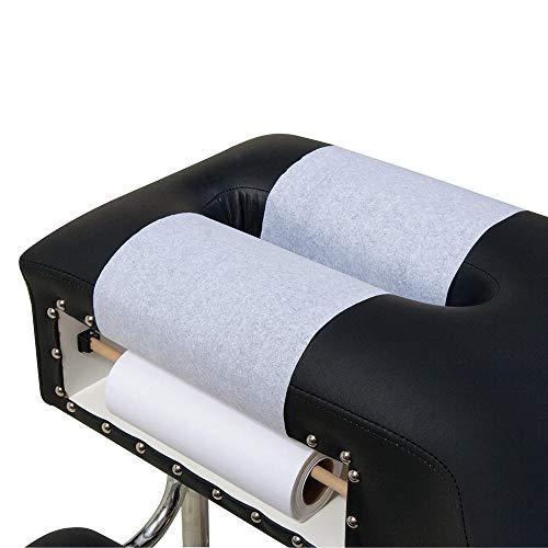 Graham Medical Chiropraktische hoofdeinde papier - bank rol - tafel papier, wit, 25