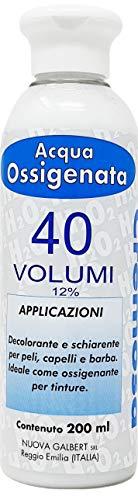 Eau Oxygénée Crémeuse 40 Volumes par Teinte Made in Italy