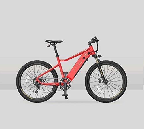 BMX for adultos eléctrico de bicicletas de montaña, 7 Bicicletas velocidad 250W Snow, con HD LCD impermeable Medidor / 48V 10AH batería de litio bicicleta eléctrica, 26 pulgadas Ruedas 5-25