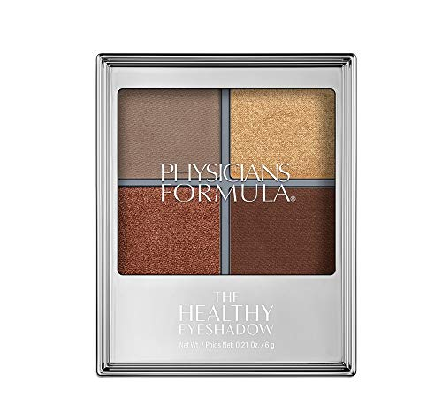 Physicians Formula Lidschatten Palette The Healthy Eyeshadow, Smoky Bronze, 1 Stk 6g