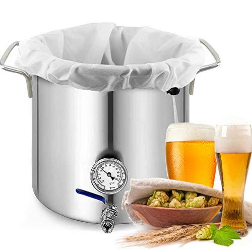 La Mejor Lista de Hervidores para la fabricación de cerveza . 10