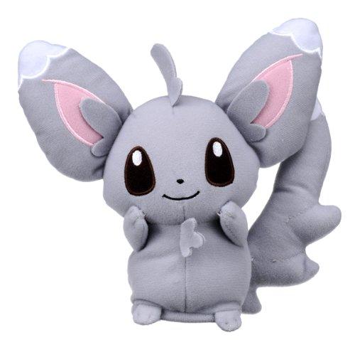 Pokemon BW Peluche Chinchidou Dansant