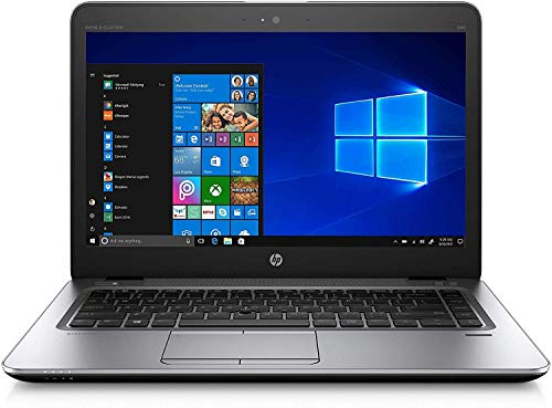 HP ELITEBOOK 840 G3 LAPTOP INTEL CORE I5-6200U 6th GEN 2.3GHZ WEBCAM 16GB RAM 128GB SSD WINDOWS 10 PRO 64BIT (Renewed)