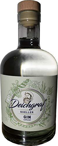 Heiko Blume Queller Gin mit natürlichem Queller Aroma 0.5l Flasche