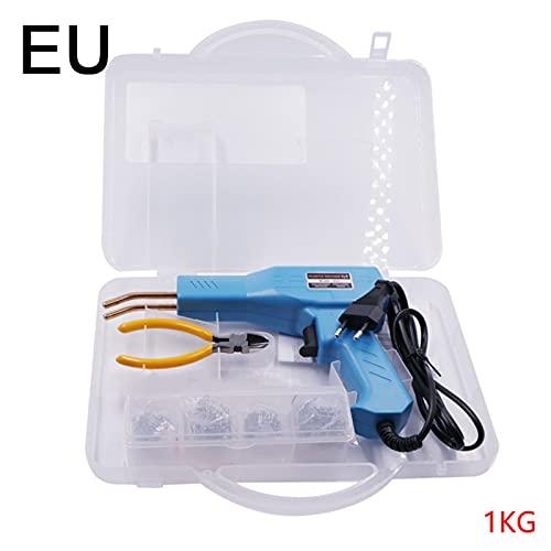 ER827QI Haoshan Soldador de plástico, Soldador de plástico de 50 vatios para PVC Reparación de plástico Coche Reparación de Parachoques (Color : F)