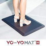 Yo-Yo MAT | confort maximal position debout | Tapis Anti-Fatigue Travail Debout...