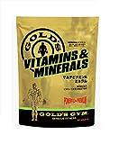 ゴールドジム(GOLD'S GYM) マルチビタミン&ミネラル 90粒