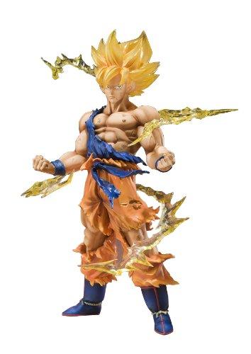 81607 - Figura Dragon Ball Super Saiyan Goku (16cm)