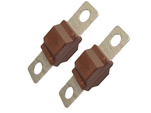 2x Starkstrom-Sicherung 70A für eXODA Small Sicherhalter