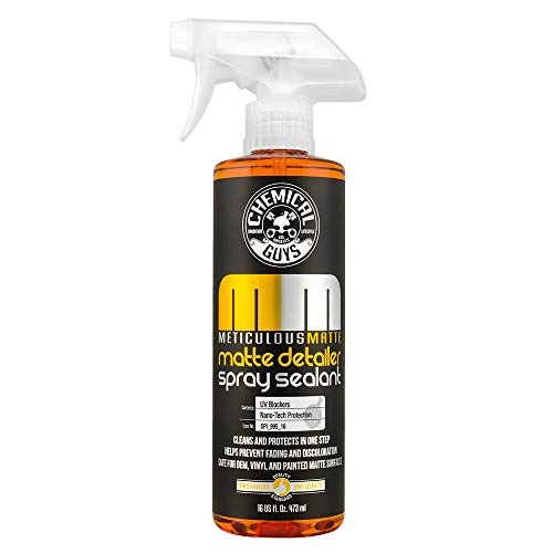 Chemical Guys SPI_995_16 Meticulous Matte Detailer and Spray Sealant, 16 oz