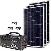 Best aeiusny solar portable generator Reviews