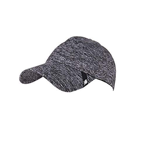 New Balance Heather Grey Athletic Jersey Knit Hat