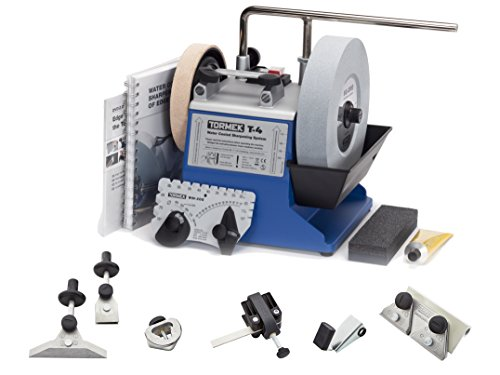 Tormek TBT401 T-4 Sharpening System Hand Tool Kit