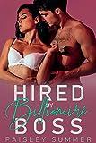 Hired By Billionaire Boss: Possessive Alpha Male Romance