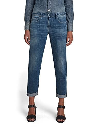 G-STAR RAW Kate Boyfriend Jeans, Faded Spruce C300-c084-Reloj de Pulsera, 28W x 30L para Mujer