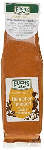 Fuchs Gewürze Hähnchen Tandoori Gewürzzubereitung, 70 g