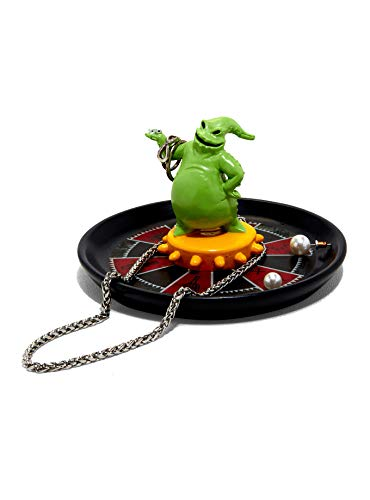 Tvmoviegifts The Nightmare Before Christmas Oogie Boogie Roulette Trinket Tray