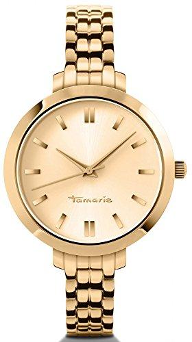 Tamaris Damen-Armbanduhr Analog Quarz B04101070