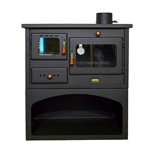 Holzofen für Festbrennstoff. Heizleistung: 10 kW. Ofen
