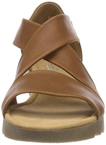 Gabor Shoes Comfort Sport Riemchensandalen, Braun - 2