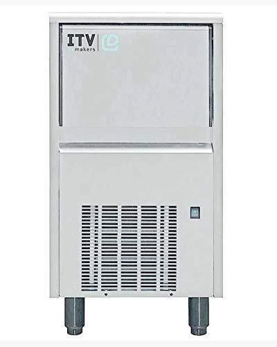 Maquina fabricador de hielo ITV cubito macizo (Refrigerado agua)