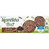 Karelea - Biscuits orgánicos arenados avena & chocola