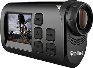 Rollei S-30 WiFi Plus - Cámara Deportiva (CMOS, Polímero d