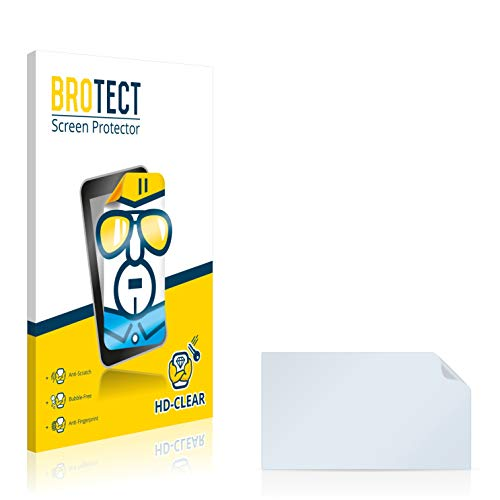 BROTECT Schutzfolie kompatibel mit MSI GS40 Phantom klare Bildschirmschutz-Folie