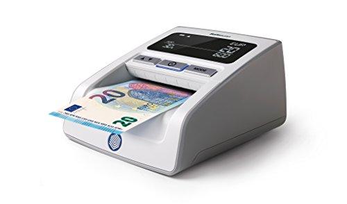 Safescan 155-S Grau - Automatisches Falschgeld Prüfgerät zur 100% Sicherheit