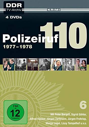 Box  6: 1977-1978 (DDR TV-Archiv) (Softbox) (4 DVDs)