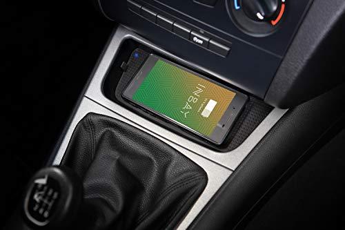 Ablagefach inbay® für BMW 1er 2004->2013 Qi-Standard